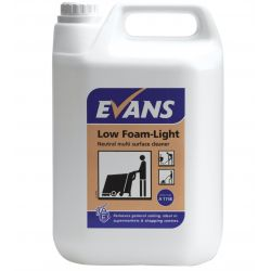 Evans Low Foam Light 5L